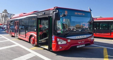 Bakıda avtobuslar üçün zolaqların təşkili ilə bağlı təklif hazırlanıb, 5 əlavə ekspress xətt istifadəyə veriləcək