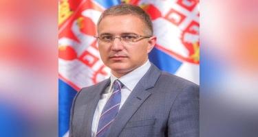 Serbiya Daxili İşlər naziri Azərbaycan gəlir