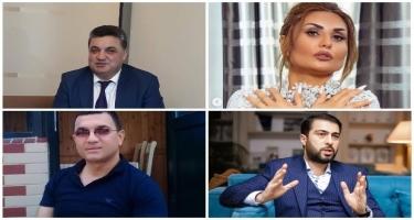 Namiq Qaraçuxurlu, Şəbnəm Tovuzlu, Xuraman Şuşalı... - Onlar əslən HARDANDIRLAR? - SİYAHI - FOTO
