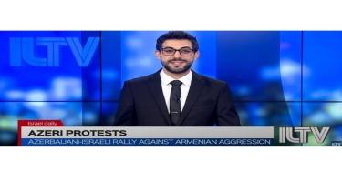 İsrail mediası yəhudilərin Azərbaycanla həmrəy olmasından bəhs edib