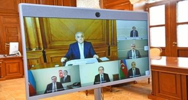 Azərbaycan İnvestisiya Holdinqinin Müşahidə Şurasının ilk iclası keçirilib