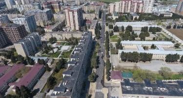Xətai rayonunda 4 küçə təmir olunub - FOTO