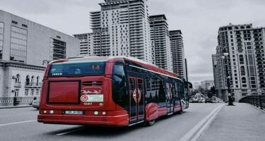 Sabahdan Bakıda avtobusların hərəkəti dayandırılır