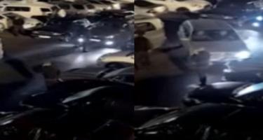 Azərbaycanlı müğənnini hava limanında döyüblər - VİDEO