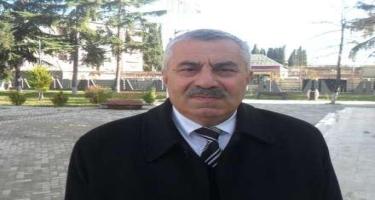 Gürcüstan deputatı: