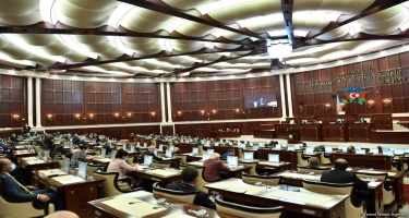 Milli Məclisin payız sessiyasının ilk iclası keçirilir