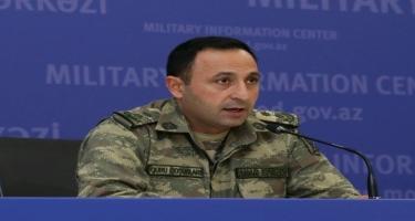 Anar Eyvazov: Azərbaycan Ordusunun qətiyyətli əks-hücum əməliyyatı davam edir - FOTO