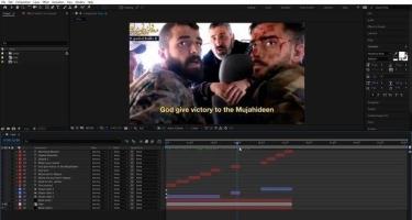 """Ermənilər """"fake"""" videoları necə hazırlayır? - VİDEO"""