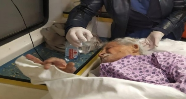 Ermənistandan növbəti qeyri-humanistlik: 84 yaşlı Mişa Melkumyanı təhvil almaqdan imtina etdi