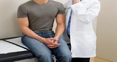 Kəskin prostatit