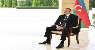 Prezident İlham Əlieyvdən jurnailstin türk əsgərləri ilə bağlı iddiasına cavab: