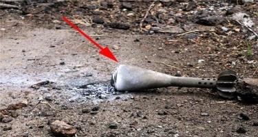 Ermənilərin istifadə etdiyi qadağan edilmiş fosforlu bomba nədir? - FOTO