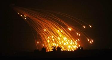 31 QHT düşmənin fosforlu silahdan istifadəsinə görə BƏYANAT VERDİ