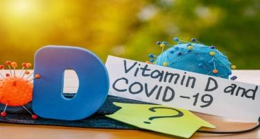 Koronavirusa ən çox D vitamini çatışmazlığı olanlar yoluxur