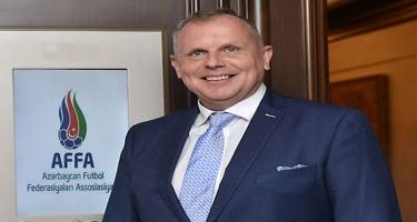 UEFA-dan yeni təyinat - Fritz Ştuxlikə