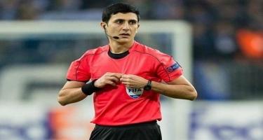 UEFA-dan Əliyar Ağayevə yeni təyinat