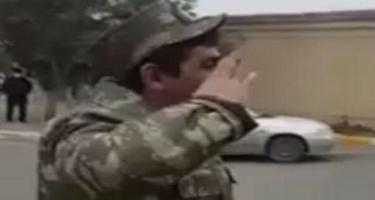 Qarabağ qazisinin bu videosu hər kəsi KÖVRƏLTDİ - VİDEO