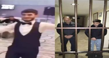 Azərbaycanda restoranda toy keçirənlər həbs edildi - VİDEO