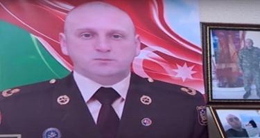 İlanlı dağa bayrağımızı sancan şəhid Elnur Quliyev - VİDEO