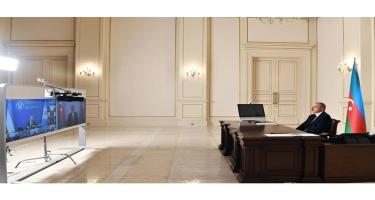 Prezident İlham Əliyev: Ermənistan rəhbərliyi danışıqlar prosesini pozmaq və status-kvonu saxlamaq üçün əlindən gələni edirdi