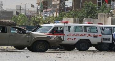 Əfqanıstanda terror aktı törədildi - 15 nəfər öldü