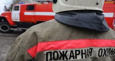 Rusiyada yanğın: 4 nəfər öldü