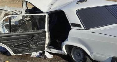 DİN 2 nəfərin öldüyü qəza ilə bağlı məlumat yaydı