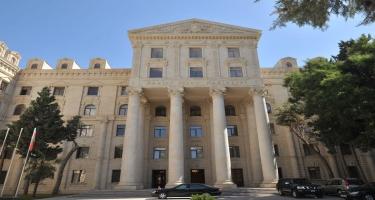 Ceyhun Bayramov Türkmənistan Prezidenti tərəfindən qəbul olunub