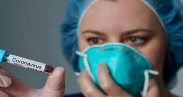 Ukraynada son sutkada 4 minə yaxın insan koronavirusa yoluxub