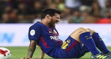 Messi ilə Ronaldu arasındakı qayda pozuntusu fərqi