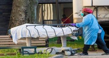 Britaniyada son sutkada 799 nəfər koronavirusdan ölüb