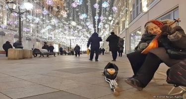 Moskvada 65 ildən sonra ən soyuq hava gözlənilir