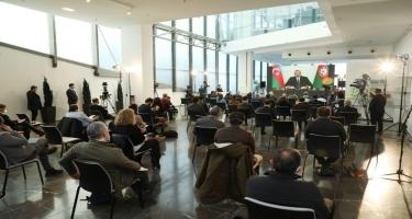 Azərbaycan Prezidenti: Bu gün sülhməramlı missiyasının nəzarətində olan torpaqlara da azərbaycanlılar qayıtmalıdırlar, qayıdacaqlar