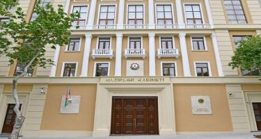 Əli Əsədovdan sərəncam: 10 alt işçi qrupu yaradıldı
