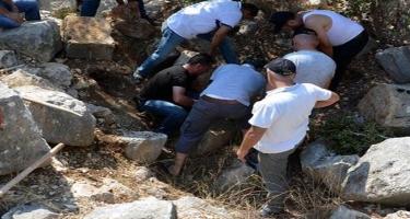Bacısının sevgilisini öldürüb,cəsədini betonladı -  FOTO