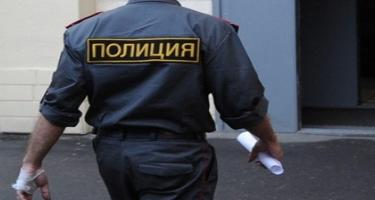 Alkoqollu vəkil polisi döydü -VİDEO