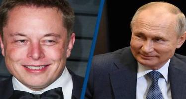 İlon Maskın Putinə dəvəti ilə bağlı Moskvadan açıqlama