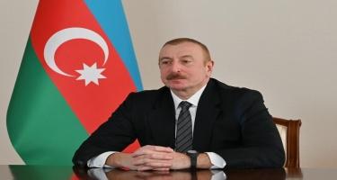 Prezident İlham Əliyev: Biz sülh istəyirik və bu gün sülhü təbliğ edirik