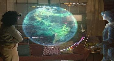 Microsoft ünsiyyət üçün Mesh adlı holoqrafik servisi təqdim edib - VİDEO