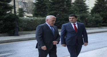 Vasif Talıbov YAP-ın qurultayına qatıldı - FOTO