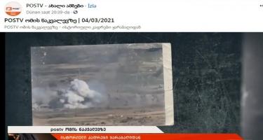 Ermənilər Qarabağda bütün dini abidələri dağıdıblar - Gürcü jurnalist