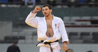"""""""Böyük dəbilqə"""": Cüdoçumuz Məmmədəli Mehdiyev bürünc medala sahib olub"""