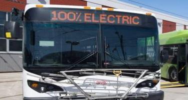 Kanada ictimai nəqliyyatın elektrikləşdirilməsinə milyardlarla dollar qoyacaq