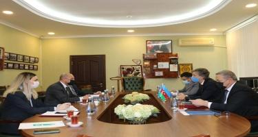 BMT Azərbaycana 1 milyon dollar ayırdı - Yeni sənəd imzalanıb - FOTO