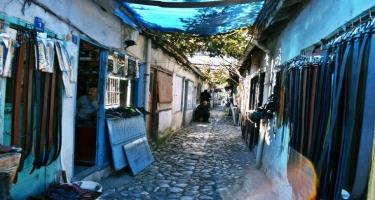 Türkiyənin ən dar küçəsi - FOTO