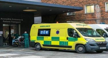 Britaniyada son sutkada 3,4 min nəfər koronavirusa yoluxdu