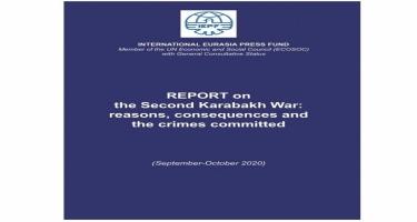 Yerli və xarici QHT-lərin Ermənistanın beynəlxalq cinayətləri haqda hesabatı hazırlandı
