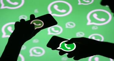 """""""WhatsApp"""" messencerlər arasında öz mövqeyini itirməyə davam edir"""