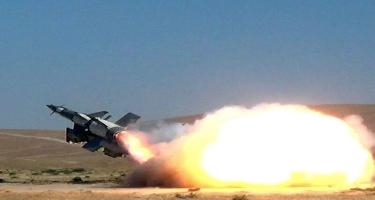 Zenit-Raket komplekslərimiz şərti düşmən hədəflərini belə məhv edir  - VİDEO - FOTO