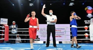Daha 2 boksçumuz dünya birinciliyində 1/4 finala vəsiqə qazandı